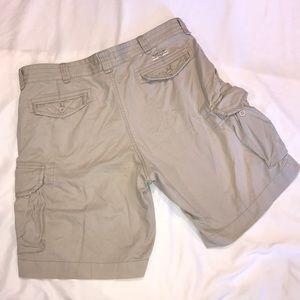 Polo by Ralph Lauren Shorts - Polo Ralph Lauren Khaki Cargo Shorts 40